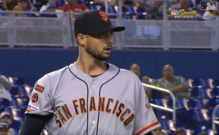 Beede works best outing of big league career