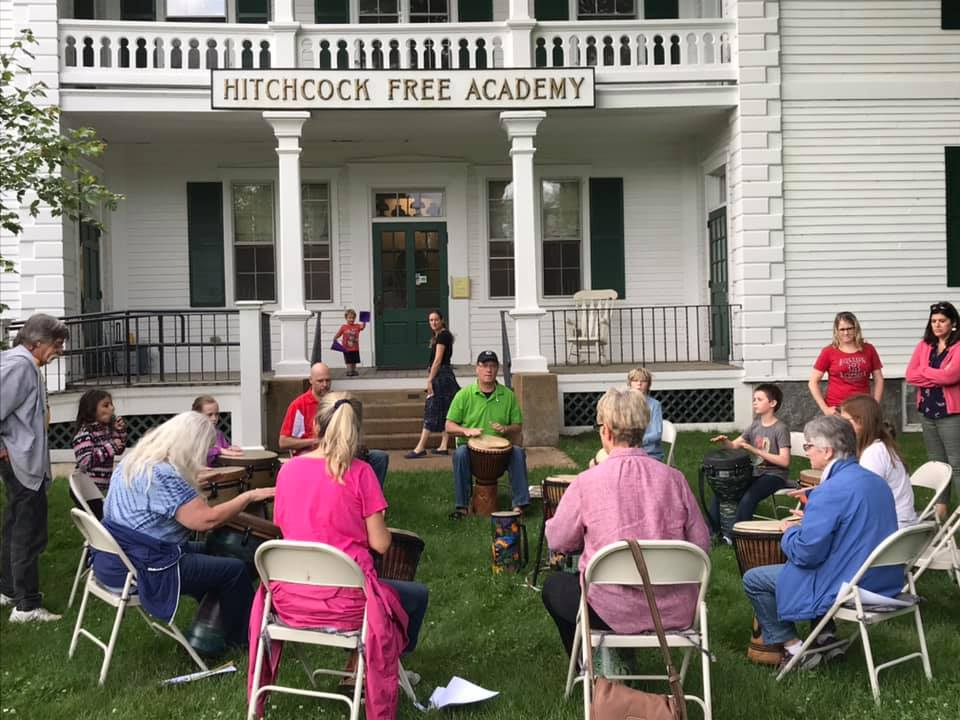 """Make Music Day at Hitchcock was """"a bit magical"""""""