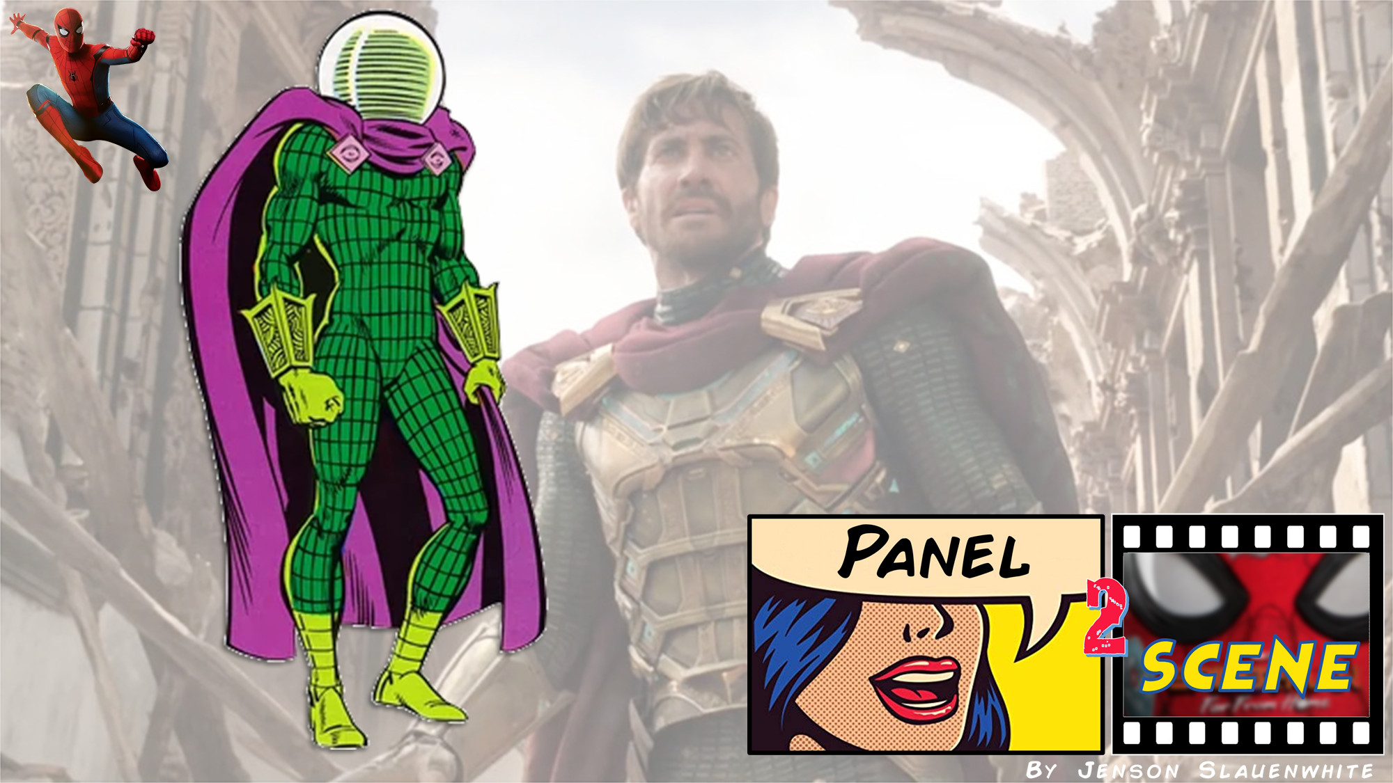 The Mystery Behind The Mysterious Mysterio Solved