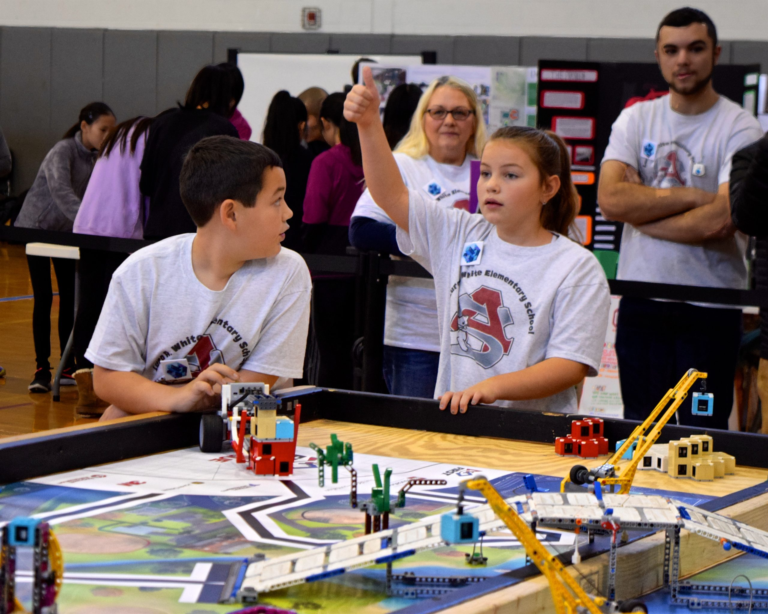 'Boomtown Build' STEM initiative offered across state