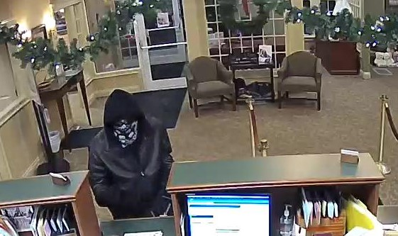 Police seek suspect of Leicester bank robbery