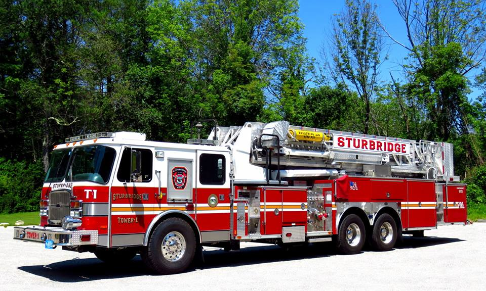 Sturbridge firefighters to get cancer-fighting equipment
