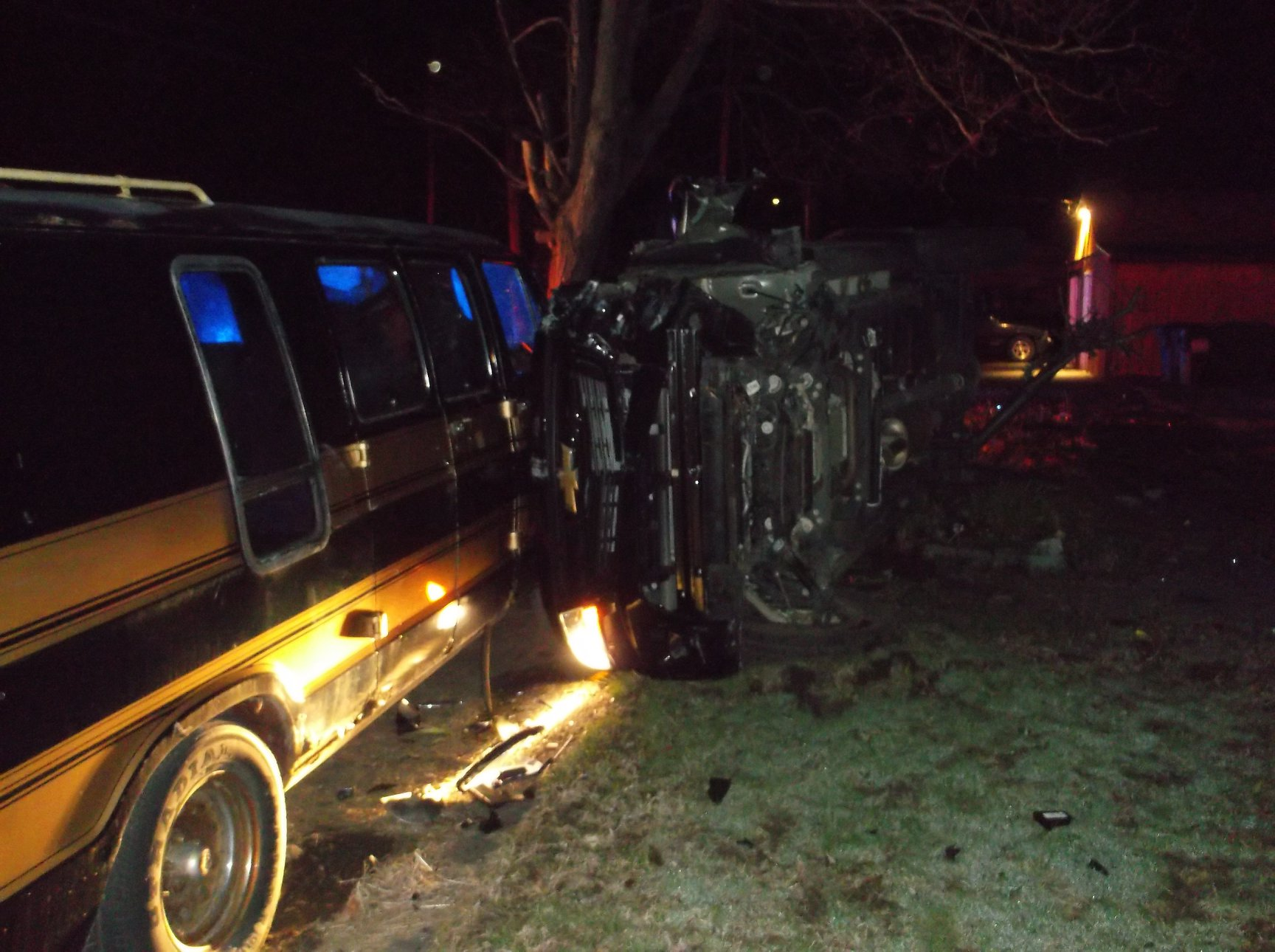 Charges pending in rollover crash in Palmer overnight