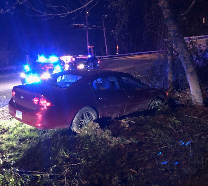 Webster man arrested after high speed chase, crash
