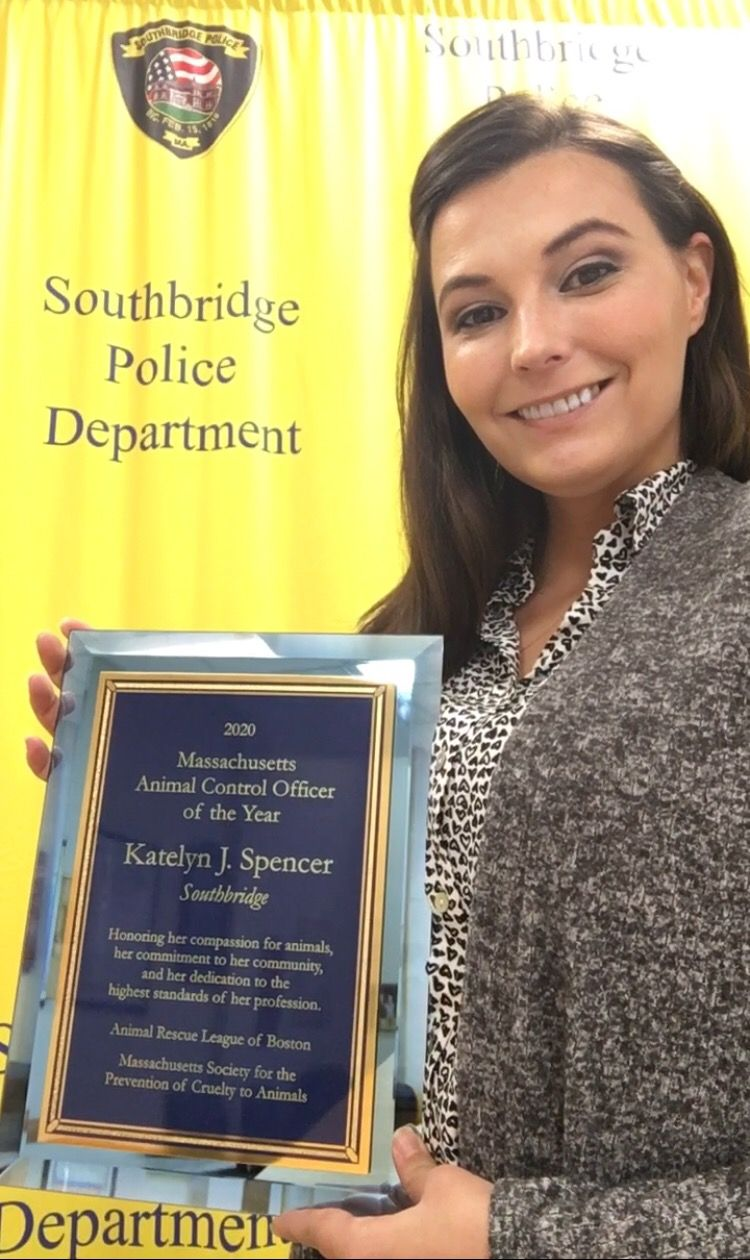Southbridge's Spencer named 2020 ACO of the Year