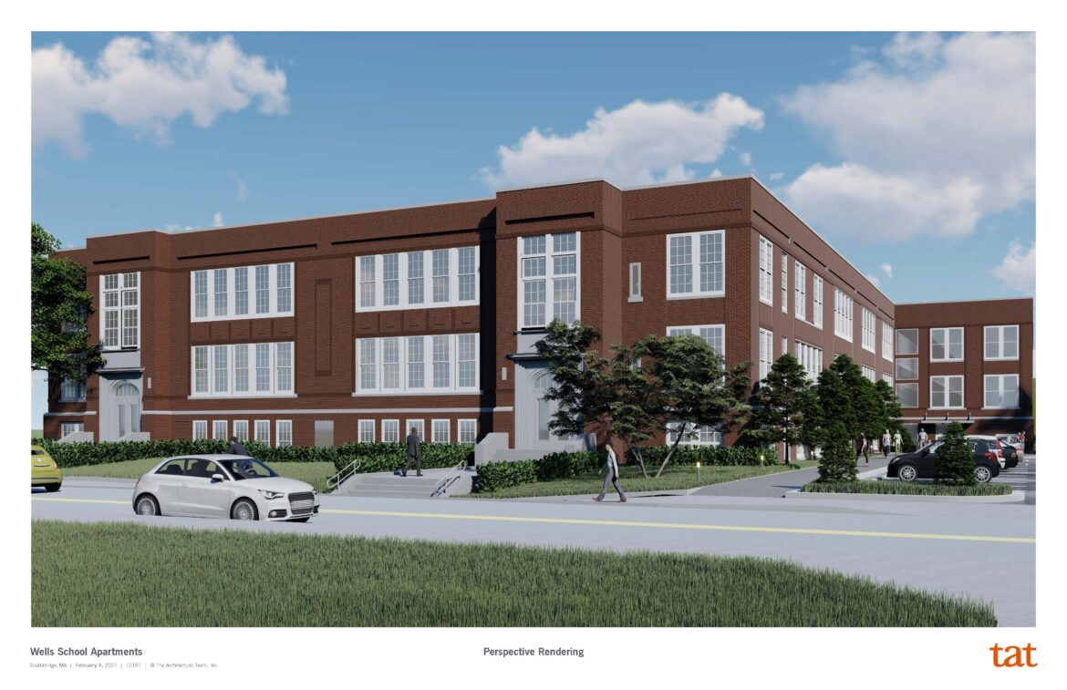 $25.7M housing project underway at former Wells school