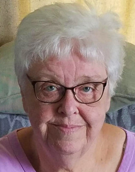 Carolyn Ruth (Smith) Adams, 77